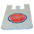 Printed (Pizza GoGo) Carrier Bags x1000