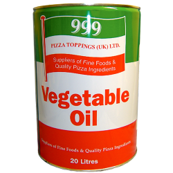 Vegetable Oil x20Ltr