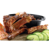Halal BBQ LAMB Ribs with Sauce (20x270-300g)